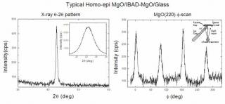 X-Ray Spectroscopy of MgO