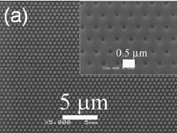 Graphene Nanohole Arrays